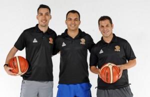 צוות אימון חולון 2016