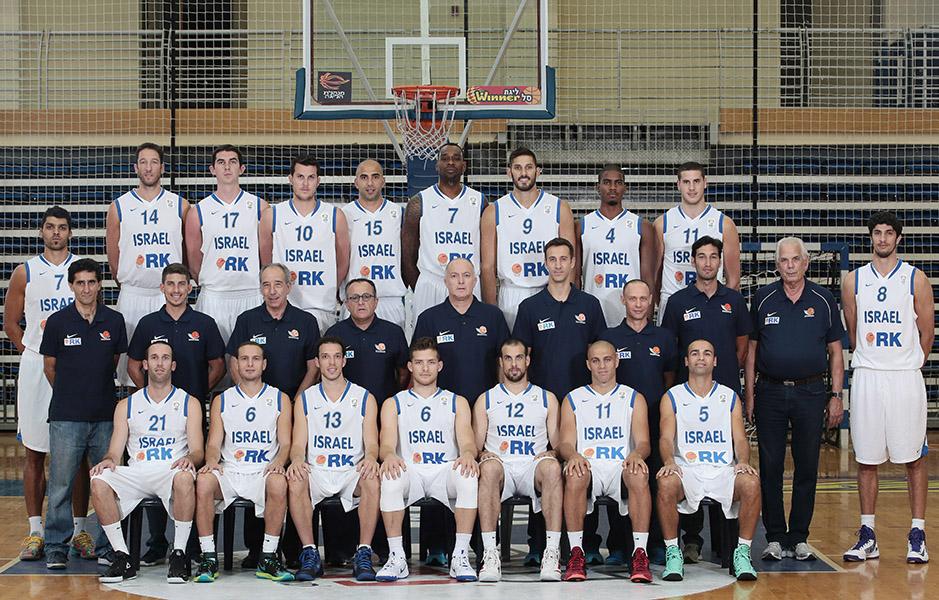 נבחרת ישראל קיץ 2014